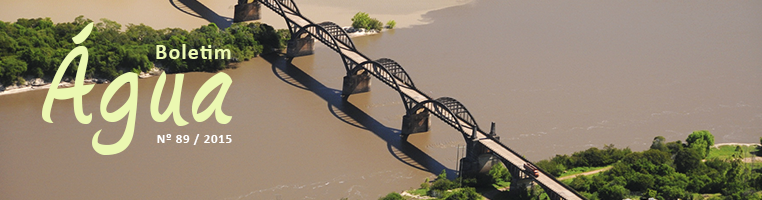 Ponte General Osório sobre o rio Ibicuí em Manoel Viana (RS) - Zig Koch / Banco de Imagens ANA