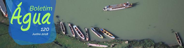 Barcos no rio São Francisco em Penedo (AL) - Zig Koch / Banco de Imagens ANA