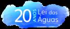 Selo dos 20 anos da Lei das Águas