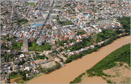 Rio São Mateus (ES) - Zig Koch / Banco de Imagens ANA