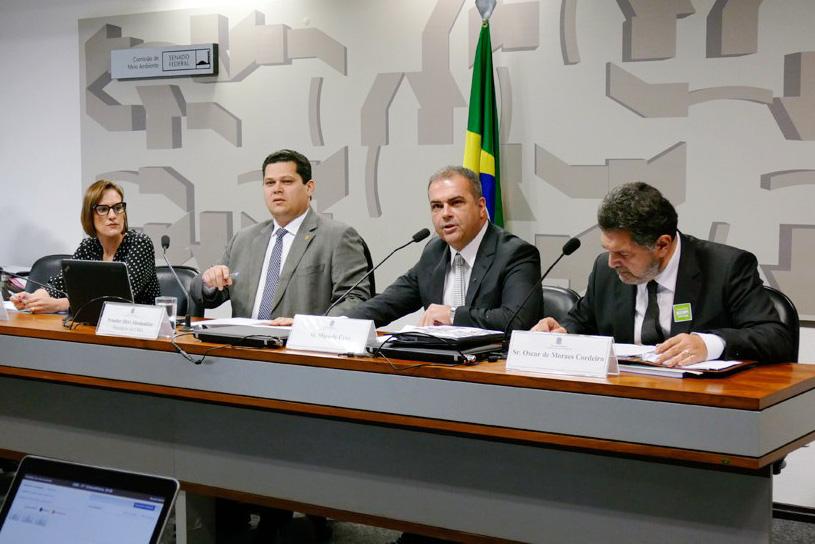 Sabatina dos novos diretores no Senado - Roque de Sá / Agência Senado