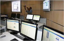 Sala de Situação da ANA em Brasília receberá dados da Unidade do Acre - Raylton Alves / Banco de Imagens ANA