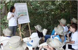 Produtores rurais demonstraram interesse nas práticas do Programa Produtor de Água - Natália Sampaio / Banco de Imagens ANA