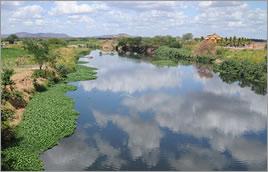 Paraíba foi primeiro estado a aderir ao Pacto - Rio Espinharas (PB) - Zig Koch / Banco de Imagens ANA