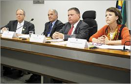 Diretores em sabatina no Senado - José Cruz / Agência Senado