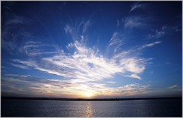Lago Guaíba (RS) - Zig Koch / Banco de Imagens ANA