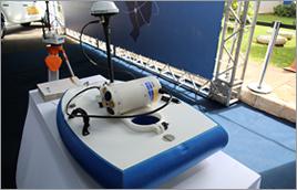 Medidor acústico de vazão é um dos equipamentos cedidos aos estados - Raylton Alves / Banco de Imagens ANA