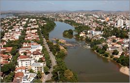 Rio Doce em Governador Valadares (MG) - Cláudia Dianni / Banco de Imagens ANA