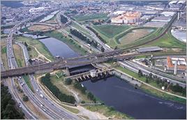 Rio Tietê (SP) - Zig Koch / Banco de Imagens ANA