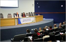 Abertura do Seminário - Raylton Alves / Banco de Imagens ANA