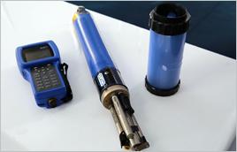 Sonda para medição da qualidade da água - Raylton Alves / Banco de Imagens ANA