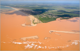 Foz do rio Doce (ES)