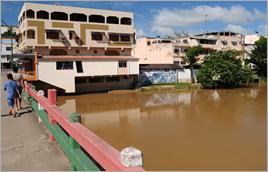 Rio Doce em Colatina (ES) - Zig Koch / Banco de Imagens ANA