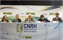 Reunião do CNRH - Cláudia Dianni / Banco de Imagens ANA