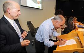 Representantes da ANA e ICMBio assinam acordo - Raylton Alves / Banco de Imagens ANA